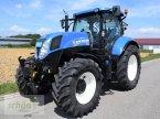 Traktor des Typs New Holland T 7.200 AutoCommand mit FH, FZ, K80, AC,... in Burgrieden