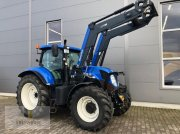 Traktor tip New Holland T 7.200 PC, Gebrauchtmaschine in Neuhof - Dorfborn