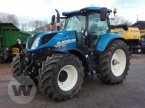 Traktor des Typs New Holland T 7.210 AC in Niebüll