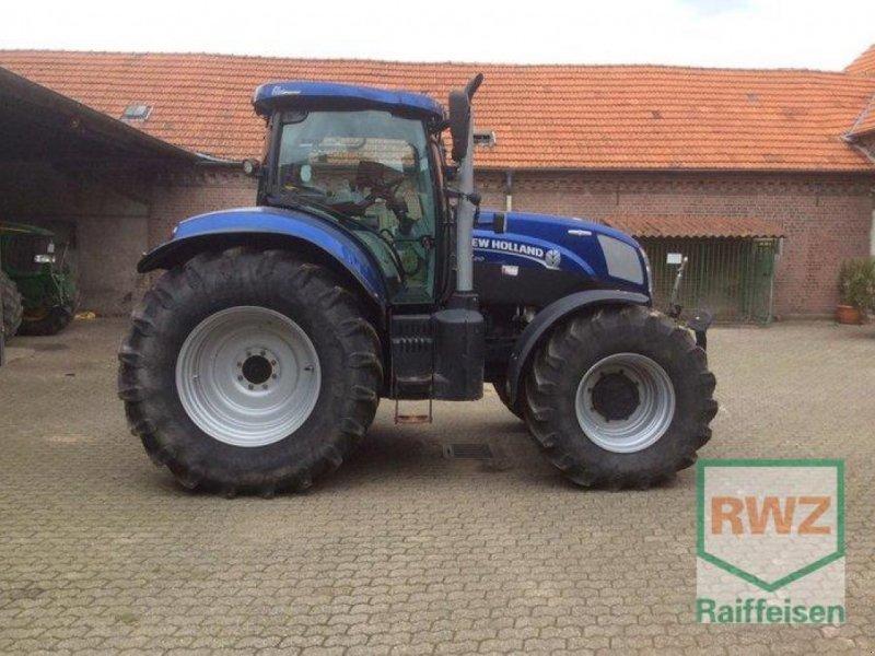 Traktor des Typs New Holland T 7.210 AutoCommand, Gebrauchtmaschine in Geldern (Bild 8)