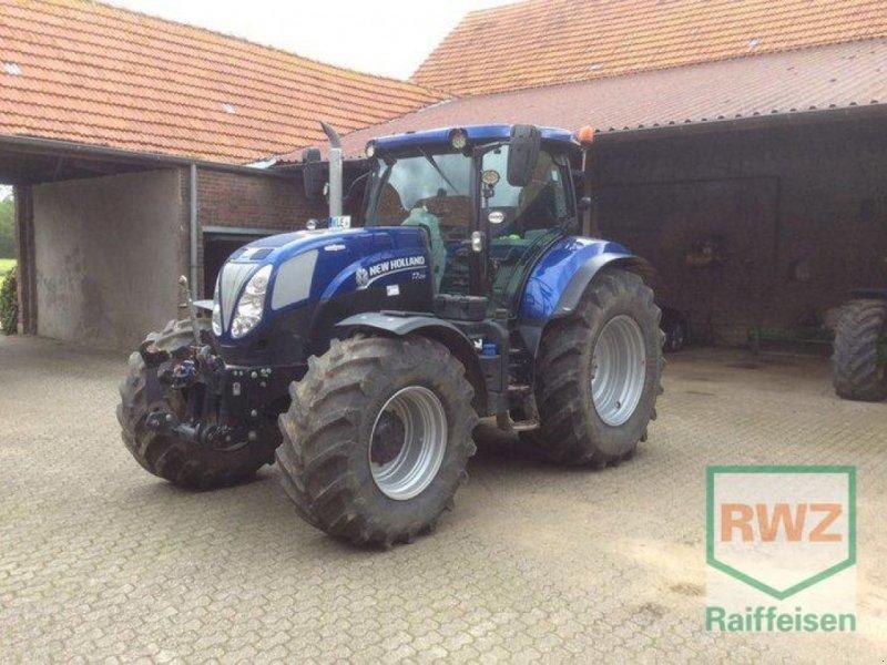 Traktor des Typs New Holland T 7.210 AutoCommand, Gebrauchtmaschine in Geldern (Bild 2)
