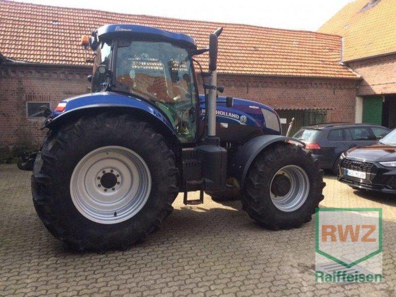 Traktor des Typs New Holland T 7.210 AutoCommand, Gebrauchtmaschine in Geldern (Bild 4)