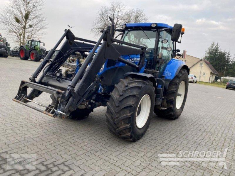 Traktor des Typs New Holland T 7.210 Autocommand, Gebrauchtmaschine in Friedland (Bild 1)