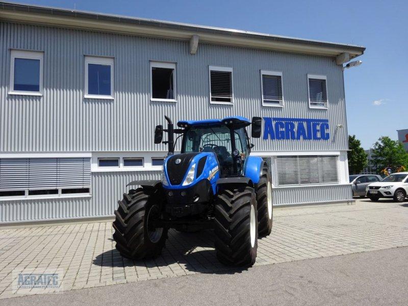 Traktor типа New Holland T 7.210 PC, Neumaschine в Salching bei Straubing (Фотография 1)