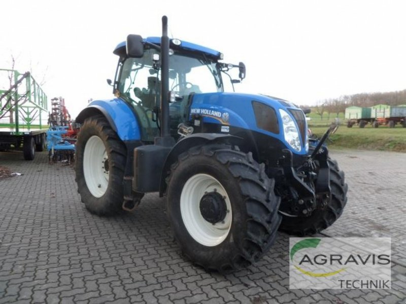 Traktor tip New Holland T 7.210 POWER COMMAND, Gebrauchtmaschine in Barsinghausen-Göxe (Poză 1)