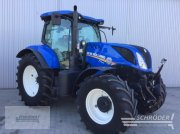 Traktor des Typs New Holland T 7.210 Power Command, Gebrauchtmaschine in Wildeshausen