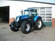 Traktor typu New Holland T 7.210 Powercommand, Gebrauchtmaschine v Wagenfeld