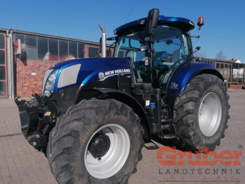 Traktor des Typs New Holland T 7.210, Gebrauchtmaschine in Ampfing (Bild 1)