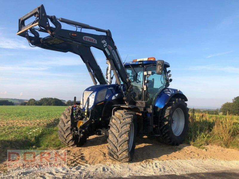 Traktor des Typs New Holland T 7.210, Gebrauchtmaschine in Bruckberg (Bild 1)