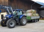 Traktor типа New Holland T 7.210 в Reith im Alpbachtal
