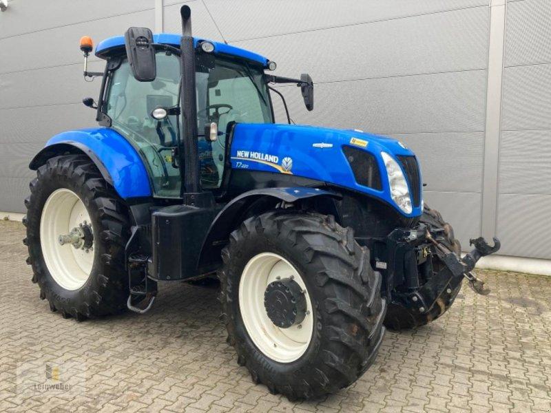 Traktor типа New Holland T 7.220 AC, Gebrauchtmaschine в Neuhof - Dorfborn (Фотография 1)
