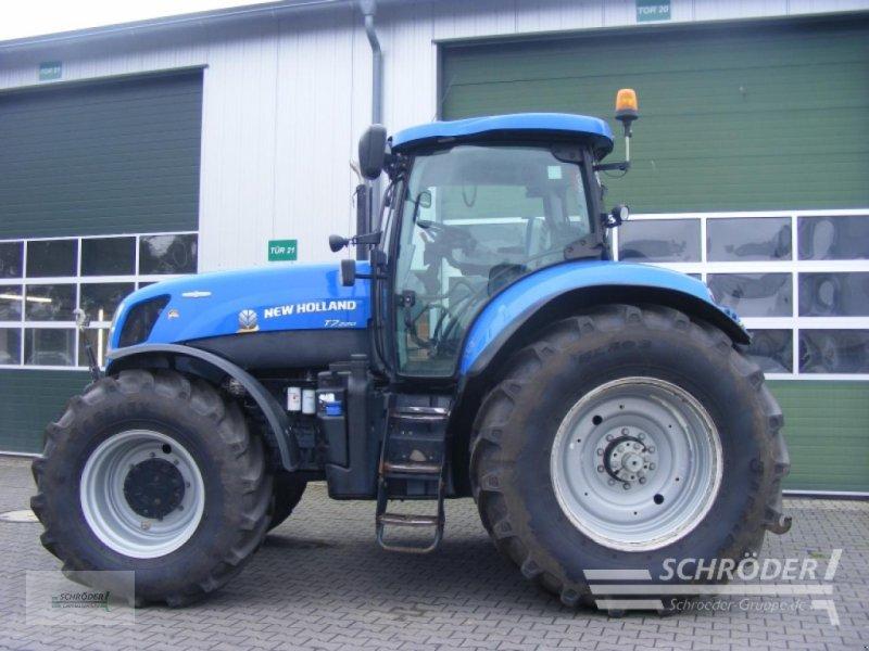 Traktor des Typs New Holland T 7.220 AC, Gebrauchtmaschine in Lastrup (Bild 1)