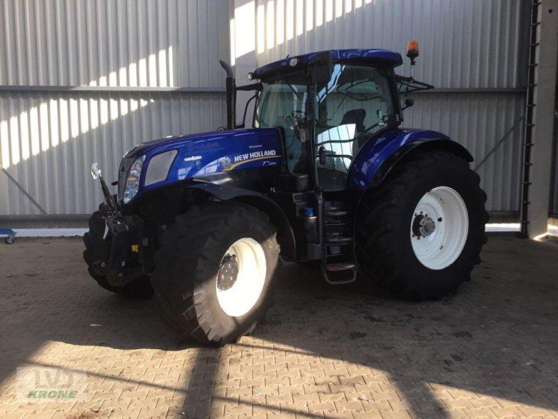 Traktor типа New Holland T 7.220 Auto Command, Gebrauchtmaschine в Spelle (Фотография 1)