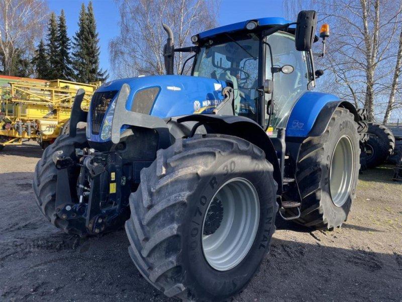 Traktor типа New Holland T 7.220 Auto Command, Gebrauchtmaschine в Marxen (Фотография 1)