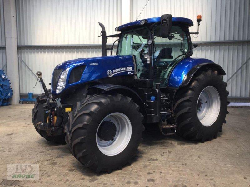 Traktor типа New Holland T 7.220, Gebrauchtmaschine в Spelle (Фотография 1)