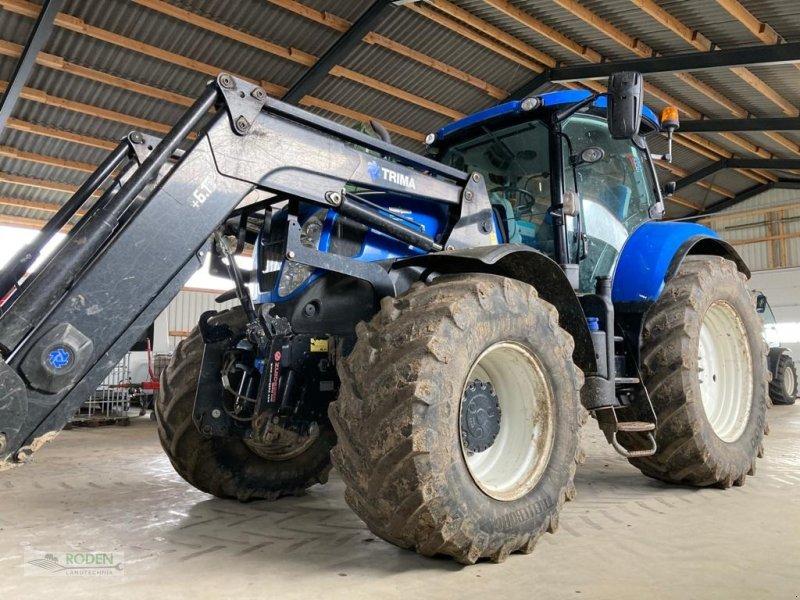 Traktor типа New Holland T 7.220, Gebrauchtmaschine в Lensahn (Фотография 1)