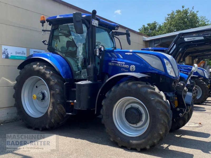 Traktor a típus New Holland T 7.225 AC, Neumaschine ekkor: Freiburg (Kép 1)