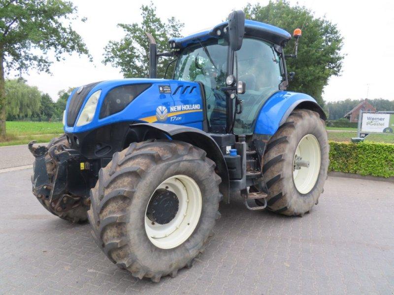 Traktor типа New Holland t 7.230, Gebrauchtmaschine в Hapert (Фотография 1)