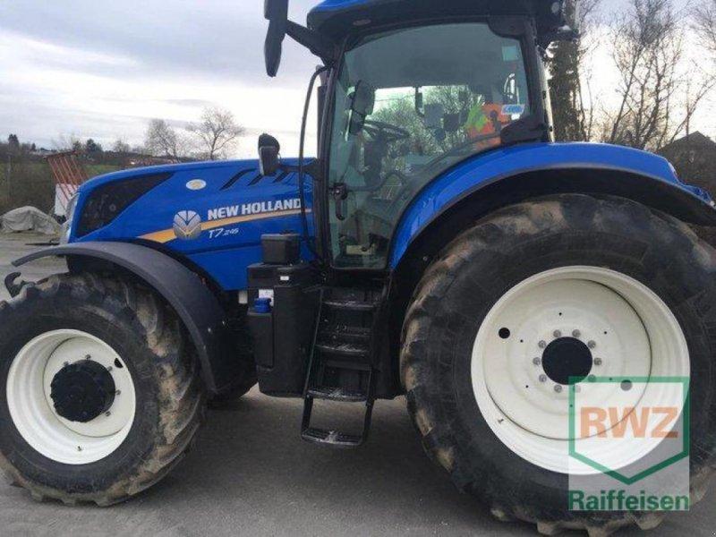 Traktor des Typs New Holland T 7.245  Garantie bis 10/2021, Gebrauchtmaschine in Kruft (Bild 5)