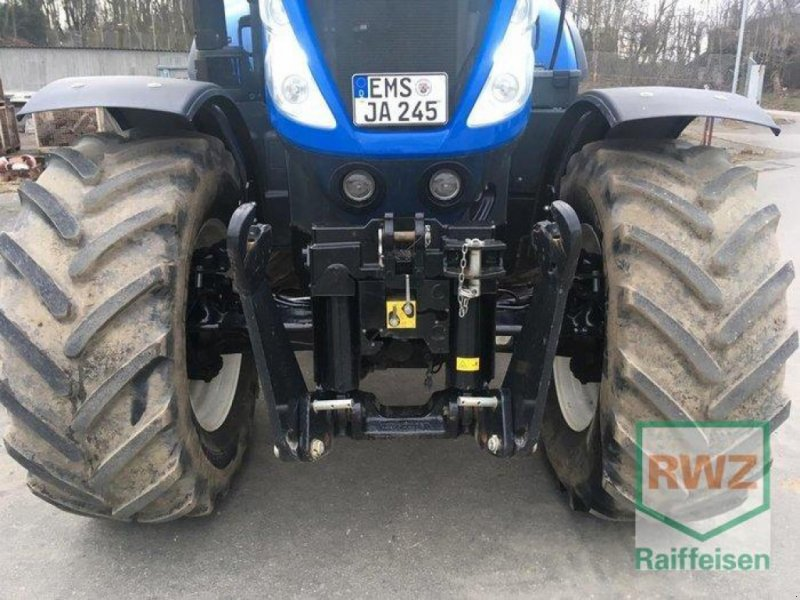 Traktor des Typs New Holland T 7.245  Garantie bis 10/2021, Gebrauchtmaschine in Kruft (Bild 10)