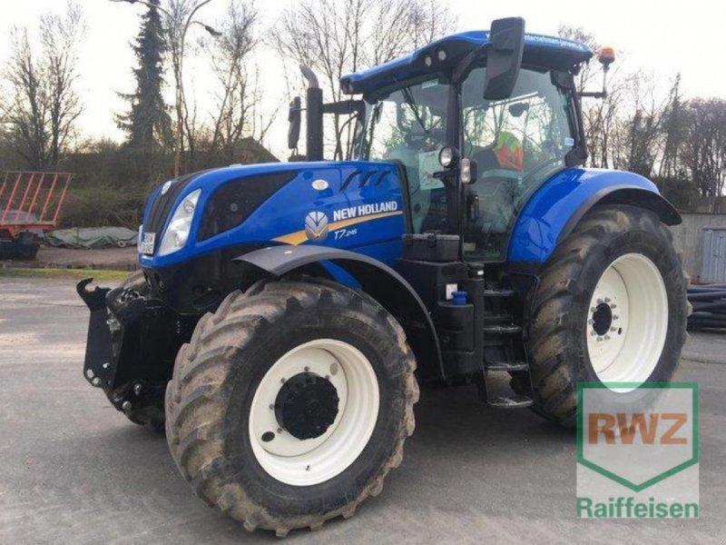 Traktor des Typs New Holland T 7.245  Garantie bis 10/2021, Gebrauchtmaschine in Kruft (Bild 7)
