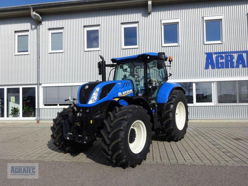 Traktor типа New Holland T 7.245, Neumaschine в Salching bei Straubing (Фотография 1)