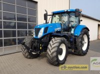 New Holland T 7.250 AUTO COMMAND Traktor