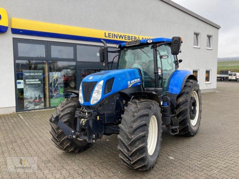 Traktor des Typs New Holland T 7.250 PC, Gebrauchtmaschine in Neuhof - Dorfborn (Bild 1)