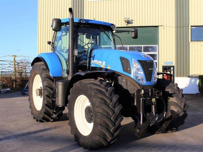 Traktor des Typs New Holland T 7.250 PowerCommand, Gebrauchtmaschine in Bant (Bild 1)