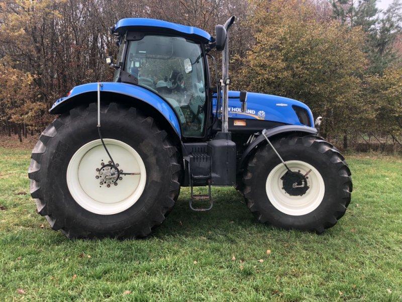Traktor des Typs New Holland T 7.250, Gebrauchtmaschine in Leutershausen (Bild 3)