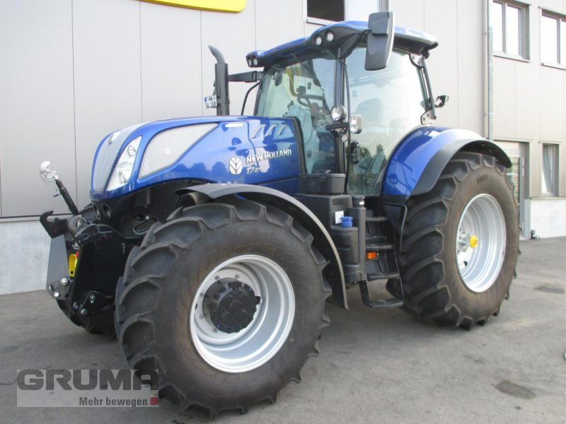 Traktor tip New Holland T 7.270 AC Blue Power, Gebrauchtmaschine in Egg a.d. Günz (Poză 1)
