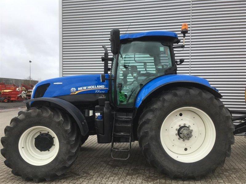 Traktor a típus New Holland T 7.270 AC  Frontlift, Gebrauchtmaschine ekkor: Horsens (Kép 1)