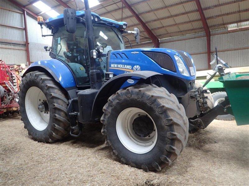 Traktor типа New Holland T 7.270 AC  Frontlift, Gebrauchtmaschine в Egtved (Фотография 1)