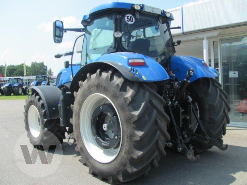 Traktor des Typs New Holland T 7.270 AC, Gebrauchtmaschine in Bützow (Bild 3)
