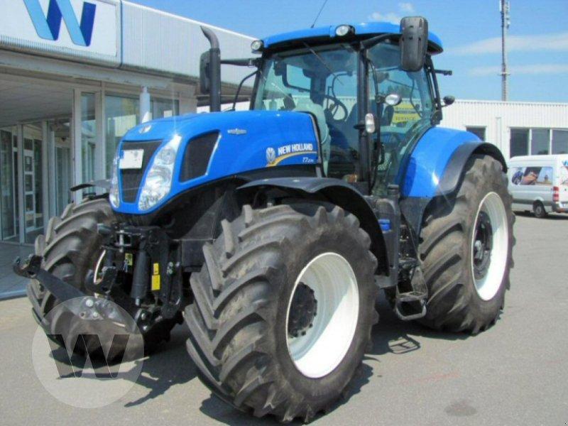 Traktor des Typs New Holland T 7.270 AC, Gebrauchtmaschine in Bützow (Bild 1)