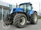 Traktor des Typs New Holland T 7.270 AC in Bützow