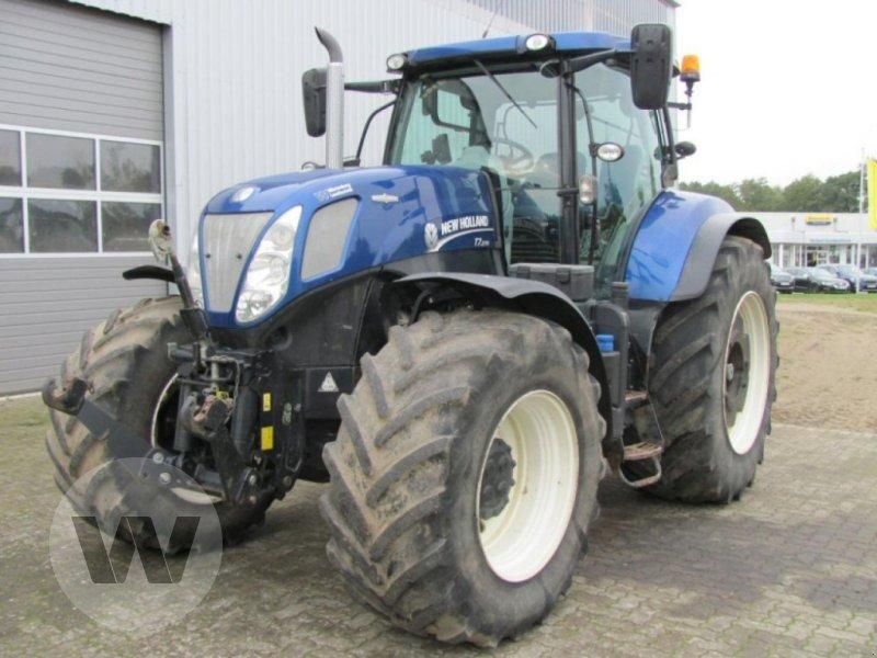 Traktor a típus New Holland T 7.270 AC, Gebrauchtmaschine ekkor: Bützow (Kép 1)