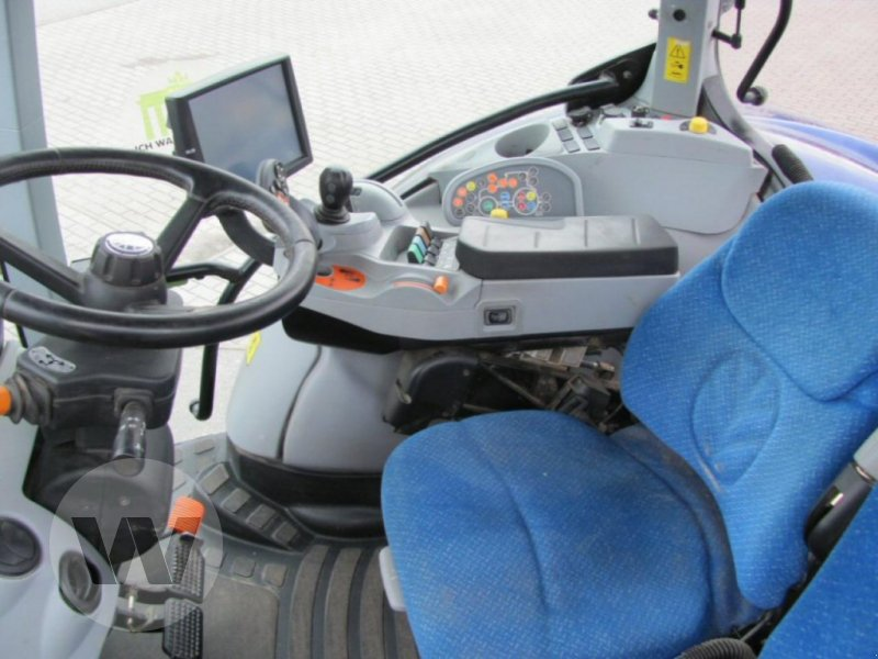 Traktor des Typs New Holland T 7.270 AC, Gebrauchtmaschine in Bützow (Bild 5)
