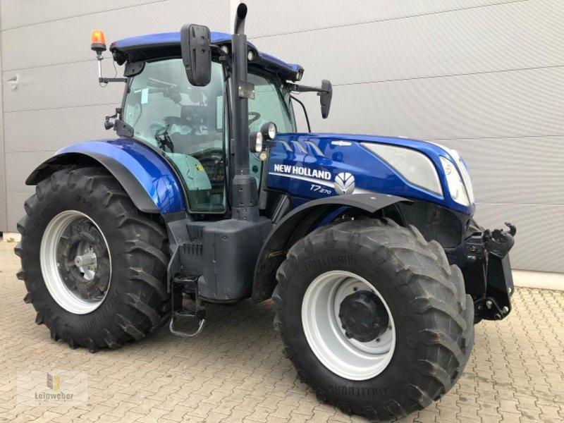 Traktor des Typs New Holland T 7.270 AC, Gebrauchtmaschine in Neuhof - Dorfborn (Bild 1)