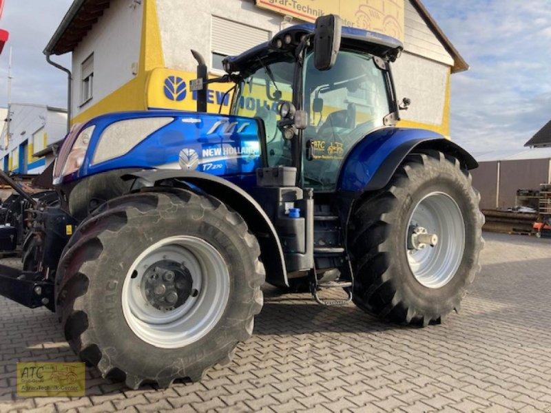 Traktor a típus New Holland T 7.270 AC, Gebrauchtmaschine ekkor: Groß-Gerau (Kép 1)