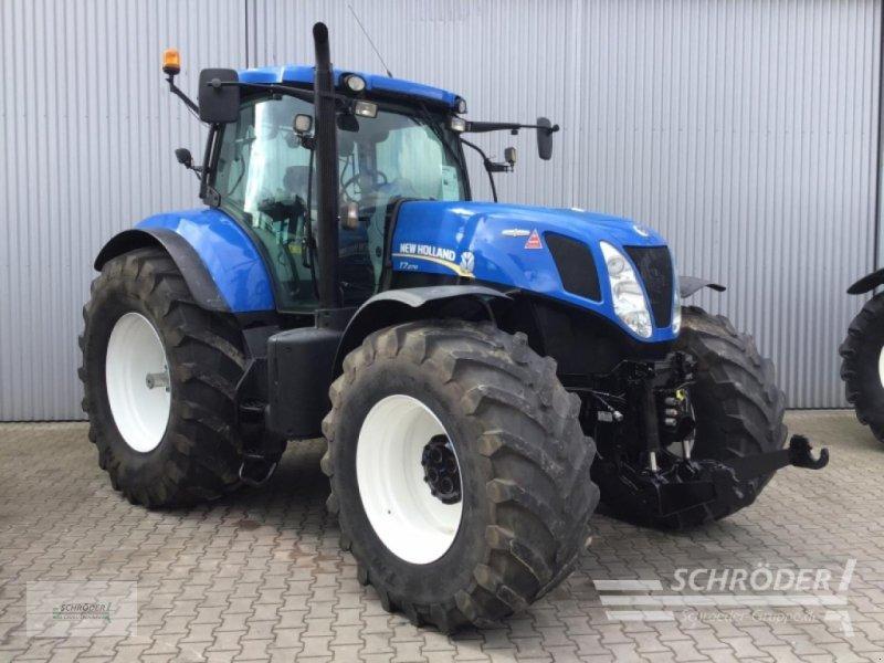 Traktor типа New Holland T 7.270 AC, Gebrauchtmaschine в Wildeshausen (Фотография 1)
