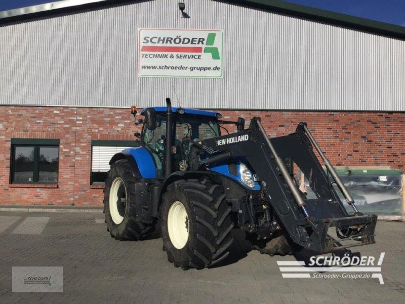 Traktor des Typs New Holland T 7.270 AC, Gebrauchtmaschine in Friedland (Bild 1)