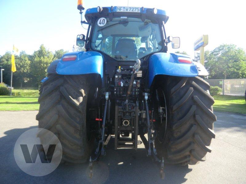 Traktor des Typs New Holland T 7.270 AC, Gebrauchtmaschine in Niebüll (Bild 3)
