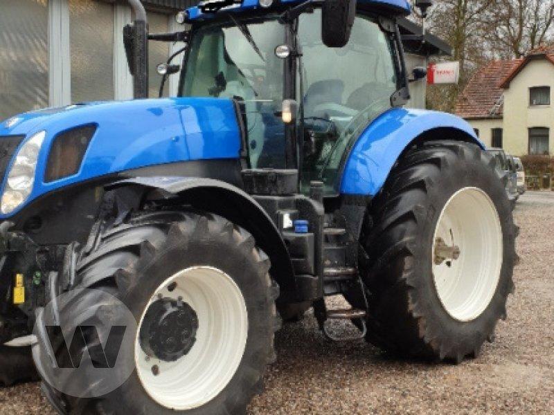 Traktor des Typs New Holland T 7.270 AC, Gebrauchtmaschine in Niebüll (Bild 8)