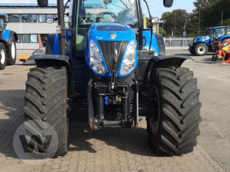 Traktor typu New Holland T 7.270 AC, Gebrauchtmaschine w Niebüll (Zdjęcie 1)