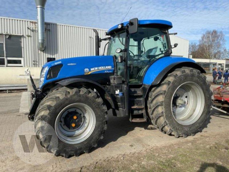 Traktor des Typs New Holland T 7.270 AC, Gebrauchtmaschine in Niebüll (Bild 6)