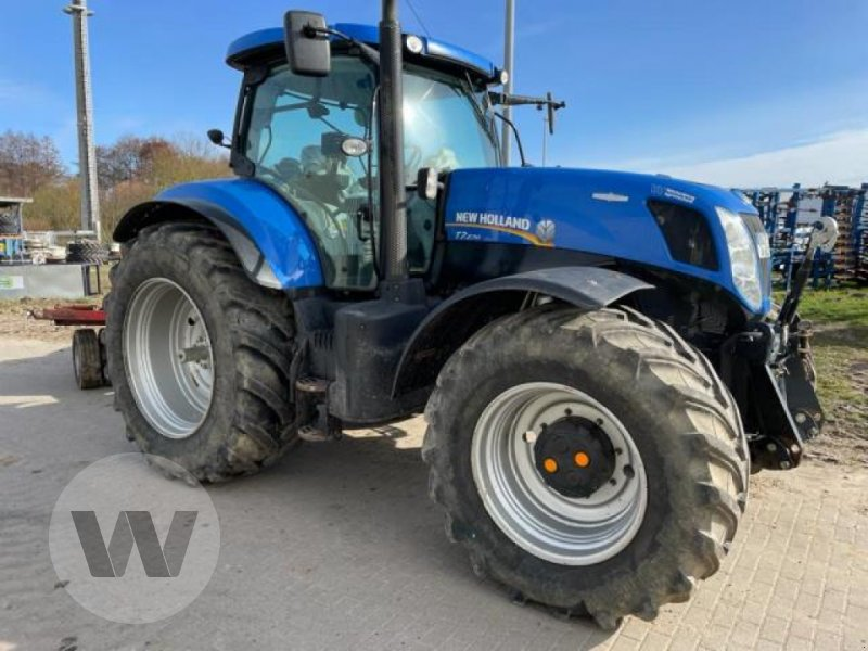 Traktor des Typs New Holland T 7.270 AC, Gebrauchtmaschine in Niebüll (Bild 4)
