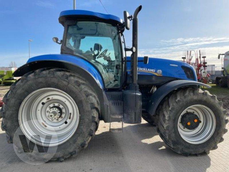 Traktor des Typs New Holland T 7.270 AC, Gebrauchtmaschine in Niebüll (Bild 2)