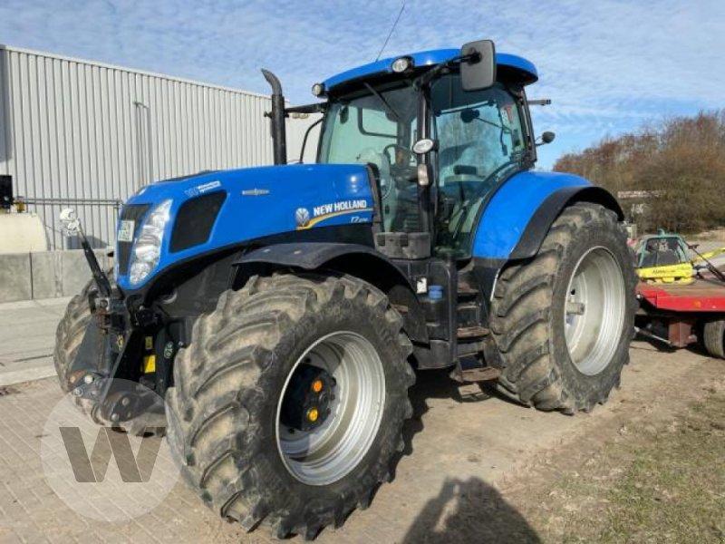 Traktor des Typs New Holland T 7.270 AC, Gebrauchtmaschine in Niebüll (Bild 7)