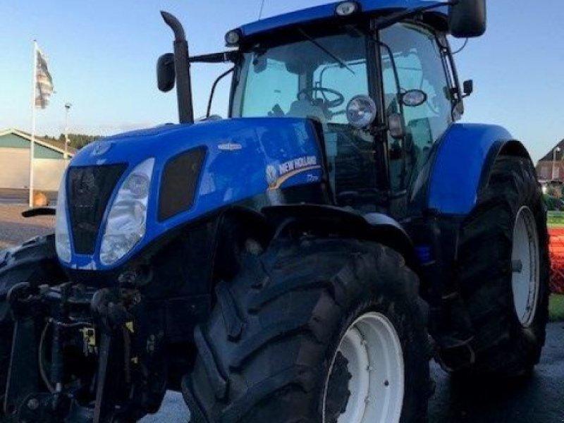 Traktor des Typs New Holland T 7.270 auto command  Med frontlift og GPS ready, Gebrauchtmaschine in Rødekro (Bild 1)